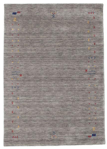 Gabbeh Loom Frame - Gri Covor 160X230 Modern Gri Deschis/Gri Închis (Lână, India)
