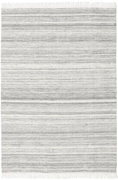 Diamond Lână - Gri Covor 160X230 Modern Lucrate De Mână Gri Deschis/Bej-Crem (Lână, India)