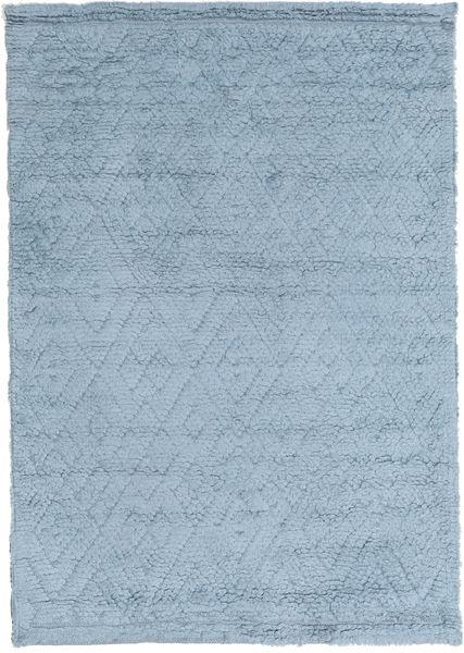 Soho Soft - Sky Albastru Covor 170X240 Modern Albastru/Albastru Închis (Lână, India)