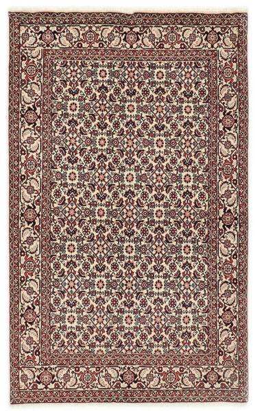 Bidjar Covor 112X177 Orientale Lucrat Manual Maro Închis/Gri Deschis (Lână, Persia/Iran)