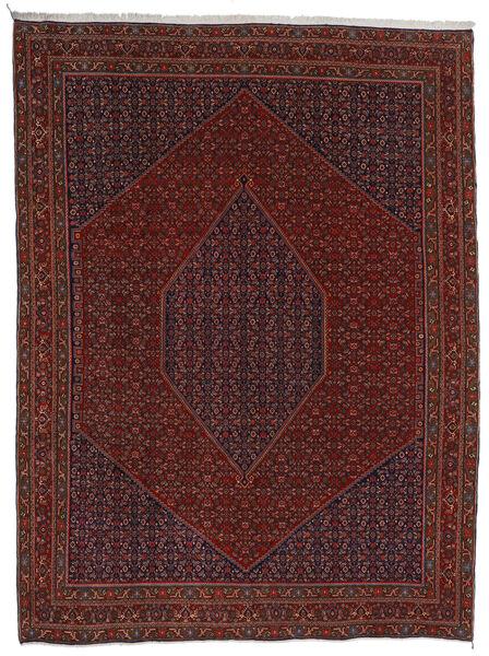 Bidjar Covor 304X404 Orientale Lucrat Manual Roșu-Închis/Maro Închis Mare (Lână, Persia/Iran)