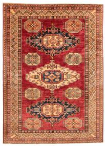 Kazak Covor 168X240 Orientale Lucrat Manual (Lână, Pakistan)