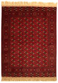 Bukhara/Yamut Covor 201X252 Orientale Lucrat Manual (Lână, Turkmenistan/Rusia)