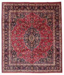 Mashhad Semnat: Maebodi Covor 303X360 Orientale Lucrat Manual Mare (Lână, Persia/Iran)