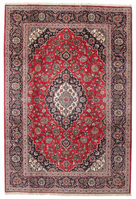 Kashan Covor 203X300 Orientale Lucrat Manual (Lână, Persia/Iran)