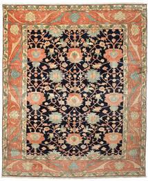 Heriz Covor 400X480 Orientale Lucrat Manual Mare (Lână, Persia/Iran)