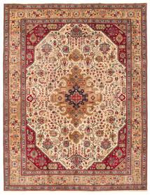 Tabriz Patina Covor 260X344 Orientale Lucrat Manual Mare (Lână, Persia/Iran)