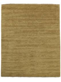 Handloom Fringes - Verde Oliv Covor 200X250 Modern Verde Oliv/Maro (Lână, India)