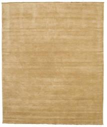 Handloom Fringes - Bej Covor 250X300 Modern Bej Închis/Maro Deschis Mare (Lână, India)