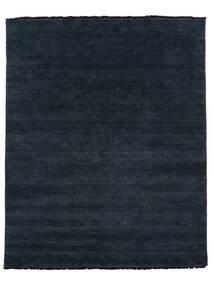 Handloom Fringes - Albastru Închis Covor 250X300 Modern Albastru Închis/Albastru Mare (Lână, India)