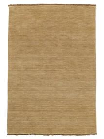 Handloom Fringes - Bej Covor 200X300 Modern Bej Închis/Maro Deschis (Lână, India)
