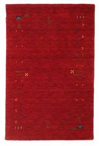Gabbeh Loom Frame - Roşu Covor 100X160 Modern Roşu/Roșu-Închis (Lână, India)