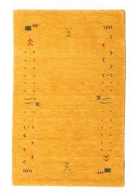 Gabbeh Loom Frame - Yellow Covor 100X160 Modern Galben/Portocaliu (Lână, India)