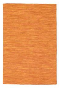 Chilim Loom - Portocaliu Covor 120X180 Modern Lucrate De Mână Portocaliu (Lână, India)