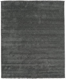 Handloom Fringes - Gri Închis Covor 250X300 Modern Verde Închis/Verde Închis Mare (Lână, India)