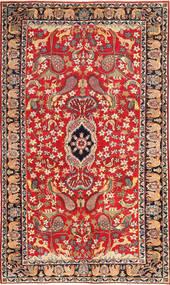 Najafabad Patina Figurativ/Pictural Covor 188X320 Orientale Lucrat Manual Ruginiu/Roșu-Închis (Lână, Persia/Iran)