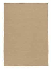 Chilim Loom - Bej Covor 140X200 Modern Lucrate De Mână Bej/Maro (Lână, India)