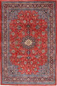Mahal Covor 210X320 Orientale Lucrat Manual Roșu-Închis/Ruginiu (Lână, Persia/Iran)