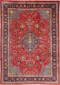 Mahal Covor 212X310 Orientale Lucrat Manual Roșu-Închis/Ruginiu (Lână, Persia/Iran)