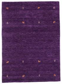 Gabbeh Loom Two Lines - Violet Deschis Covor 140X200 Modern Mov Închis (Lână, India)