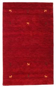 Gabbeh Loom Two Lines - Roşu Covor 100X160 Modern Roşu/Roșu-Închis (Lână, India)
