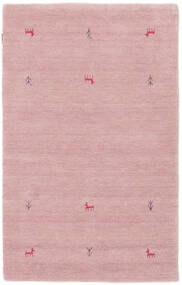 Gabbeh Loom Two Lines - Roz Covor 100X160 Modern Roz Deschis (Lână, India)
