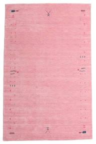 Gabbeh Loom Frame - Roz Covor 190X290 Modern Roz Deschis/Roz (Lână, India)