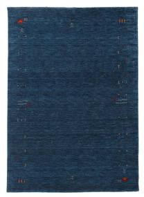 Gabbeh Loom Frame - Albastru Închis Covor 160X230 Modern Albastru Închis (Lână, India)