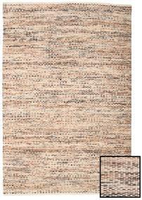 Pebbles - Multi Covor 160X230 Modern Lucrate De Mână Roz Deschis/Maro Închis ( India)