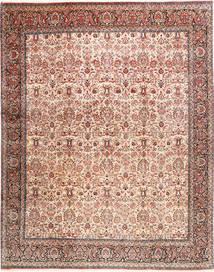 Bidjar Covor 305X380 Orientale Lucrat Manual Maro Deschis/Roșu-Închis/Bej Mare (Lână, Persia/Iran)