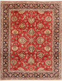 Bidjar Covor 312X402 Orientale Lucrat Manual Ruginiu/Maro Închis Mare (Lână/Mătase, Persia/Iran)