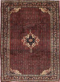 Bidjar Covor 257X355 Orientale Lucrat Manual Roșu-Închis/Maro Închis Mare (Lână, Persia/Iran)