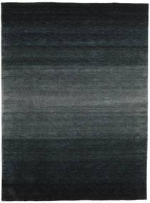 Gabbeh Rainbow - Gri Covor 210X290 Modern Negru/Gri Închis (Lână, India)