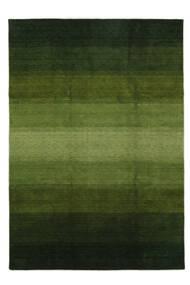 Gabbeh Rainbow - Verde Covor 240X340 Modern Verde Închis/Verde Oliv (Lână, India)