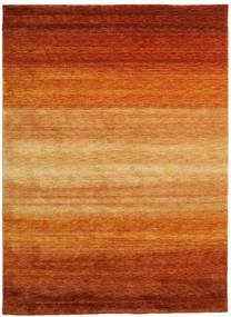 Gabbeh Rainbow - Ruginiu Covor 210X290 Modern Ruginiu/Maro Deschis (Lână, India)