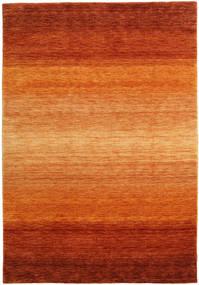 Gabbeh Rainbow - Ruginiu Covor 160X230 Modern Portocaliu/Ruginiu (Lână, India)