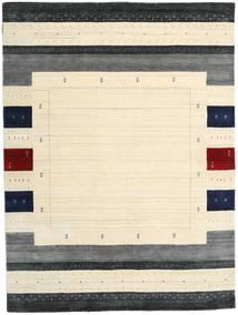 Loribaf Loom Designer Covor 210X290 Modern Bej/Gri Închis (Lână, India)