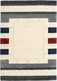 Loribaf Loom Designer Covor 160X230 Modern Bej/Gri Închis (Lână, India)