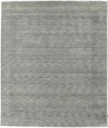 Loribaf Loom Beta - Gri Covor 160X230 Modern Gri Deschis/Albastru Turcoaz (Lână, India)