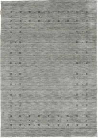 Loribaf Loom Delta - Gri Covor 160X230 Modern Gri Deschis/Albastru Turcoaz (Lână, India)