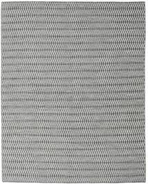 Chilim Long Stitch - Negru/Gri Covor 240X300 Modern Lucrate De Mână Gri Deschis/Albastru Turcoaz (Lână, India)