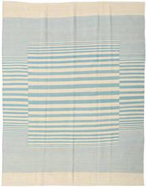 Chilim Modern Covor 181X230 Modern Lucrat Manual Bej/Albastru Turcoaz (Lână, India)