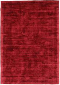 Tribeca - Întuneric Roşu Covor 140X200 Modern Roșu-Închis/Roşu ( India)