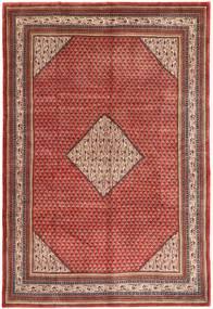 Sarouk Mir Covor 215X315 Orientale Lucrat Manual Roșu-Închis/Maro Închis (Lână, Persia/Iran)