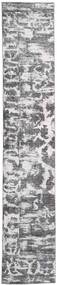 Colored Vintage - Persien/Iran Covor 65X383 Modern Lucrat Manual Gri Deschis/Bej (Lână, Persia/Iran)