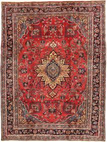 Hamadan Shahrbaf Patina Covor 220X300 Orientale Lucrat Manual Roșu-Închis/Maro Închis (Lână, Persia/Iran)