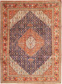 Tabriz Covor 258X345 Orientale Lucrat Manual Roșu-Închis Mare (Lână, Persia/Iran)