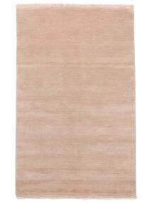 Handloom Fringes - Soft Rose Covor 160X230 Modern Roz Deschis/Bej (Lână, India)