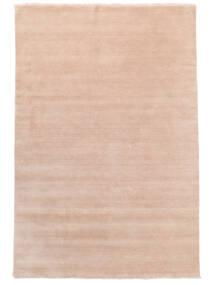 Handloom Fringes - Soft Rose Covor 200X300 Modern Roz Deschis/Bej (Lână, India)