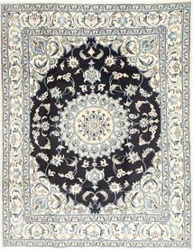 Nain Covor 197X254 Orientale Lucrat Manual (Lână, Persia/Iran)